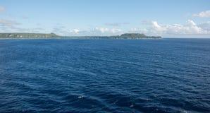 Archipel chez la Nouvelle-Calédonie Image libre de droits