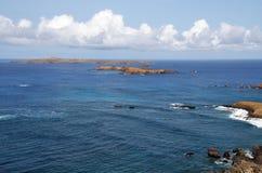 Archipel der kleinen Insel Lizenzfreies Stockfoto