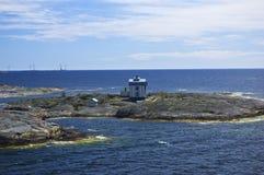 archipelagów szwedzi Zdjęcie Royalty Free