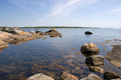 Archipelago Royalty Free Stock Photo