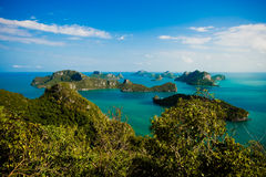 Archipelago of Ang Thong, Stock Photos