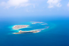 Archipelago Los Roques Royalty Free Stock Images