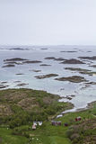 Archipelago in Norway Royalty Free Stock Photos