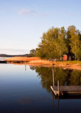 Archipelago in Sweden. Stock Image