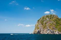 archipelagu wysp ket pru Thailand tropikalny Obrazy Stock