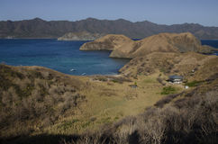 Archipielago tropical (ilha Costa Rica de Murcielago) Foto de Stock