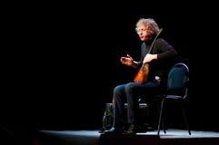 archipovsky συναυλία Στοκ φωτογραφίες με δικαίωμα ελεύθερης χρήσης