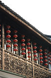 architeccture瓷南部传统 库存照片