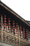 Architeccture tradizionale del sud della Cina Fotografia Stock