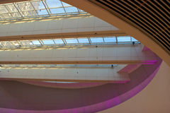 architechture σύγχρονο Στοκ Φωτογραφίες