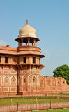 Architechture of Jahangiri Mahal, India Royalty Free Stock Photo