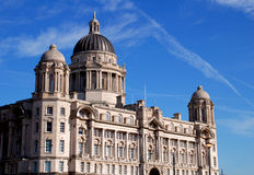 architechture liverpool Royaltyfri Foto