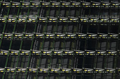 Architechture in Montreal, Kanada Lizenzfreie Stockbilder