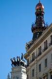 architechturedetalj Royaltyfri Fotografi