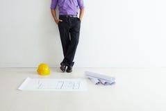 Architect stock photography