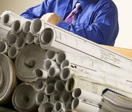Architect Stock Photo