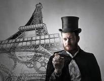 Architect designing Royalty Free Stock Photo
