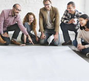 Architect DesignTeam Discussion Ideas Concept Royalty Free Stock Image
