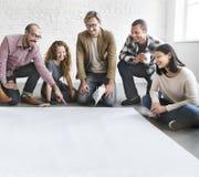 Architect DesignTeam Discussion Ideas Concept Stock Images