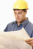 Architect or Project Manager Stock Photos