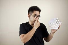 Architect thinking Stock Photos