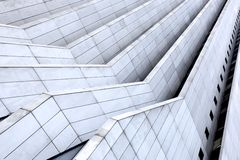 Architectonic background. Office building - Abstract architectonic background Stock Photo