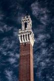 Architectonic detail from Siena Stock Photos
