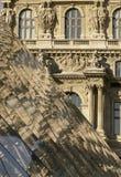 architectonic detalj Arkivfoton