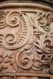 Architectonisch decoratief detail stock afbeelding