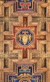Architectonisch detail royalty-vrije stock afbeeldingen