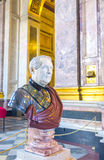 The architector's bust in St Isaac's Cathedral of St Petersburg Stock Images