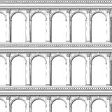 architectoral纹理 向量例证