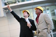 Architects Men Royalty Free Stock Image