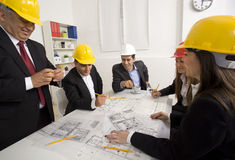 Architects Stock Photography