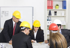 Architects Royalty Free Stock Photography