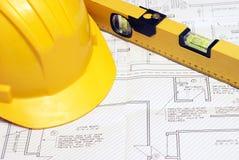 Планы снабжения жилищем Стоковые Фото