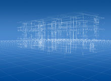 Architectual design Stock Images