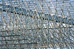 Architectual greed Stock Photos
