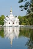architectur ναός Ταϊλανδός ύφους Στοκ φωτογραφίες με δικαίωμα ελεύθερης χρήσης