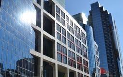 Architectur de Canadá Foto de Stock