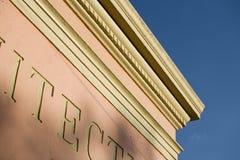 Architectura, ή αρχιτεκτονική Στοκ φωτογραφία με δικαίωμα ελεύθερης χρήσης