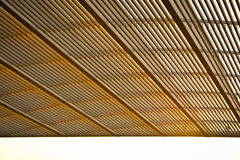 Architecturaal detail stock afbeelding