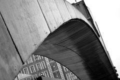 Architecturaal detail Royalty-vrije Stock Afbeelding