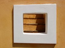Architecturaal Detail - Griekenland Stock Fotografie