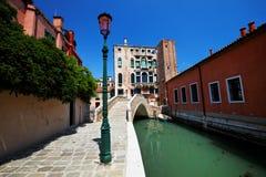 Architecturaal detail in Venetië royalty-vrije stock afbeeldingen
