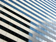 Architectural Abstract 6. Abstract photo of modern high rise in city, suitable for backgrounds Royalty Free Stock Photo