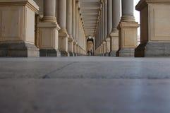 Architectural arches Stock Photo