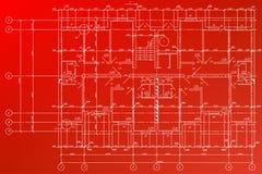Architectural background stock illustration