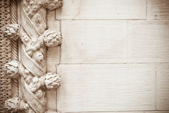 Architectural background Stock Photography