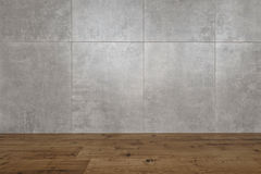 Architectural background of mottled grey tiles Royalty Free Stock Images
